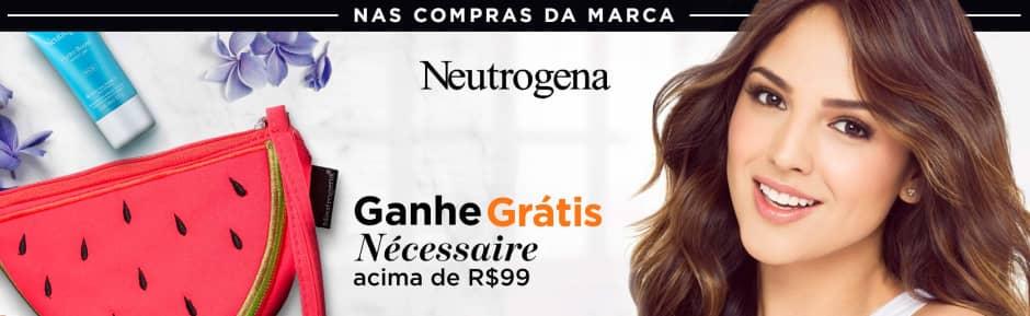 Corpo: Neutrogena: necessaire 73499 >99