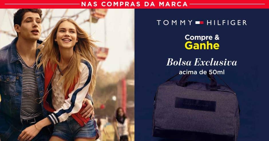 Perfumes: Tommy H ganhe grátis 70989 acima de R$249