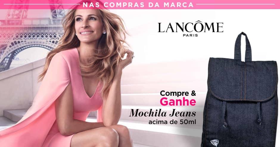 Perfume: Lancôme compre e ganhe 70470 acima de 50ml