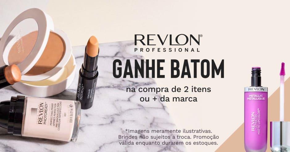 2020_02_23 Departamento maquiagem - Revlon