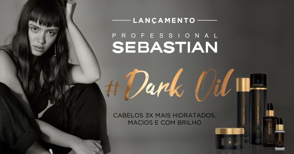 Cabelo: Sebastian Lançamento Dark Oil