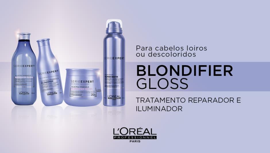 L'oreal Blondifier Gloss