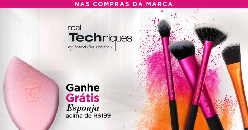 Maquiagem: Real L ganhe grátis 73853 acima de R$199
