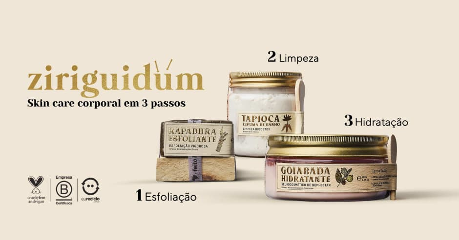 Banner Ziriguidum - Feito Brasil