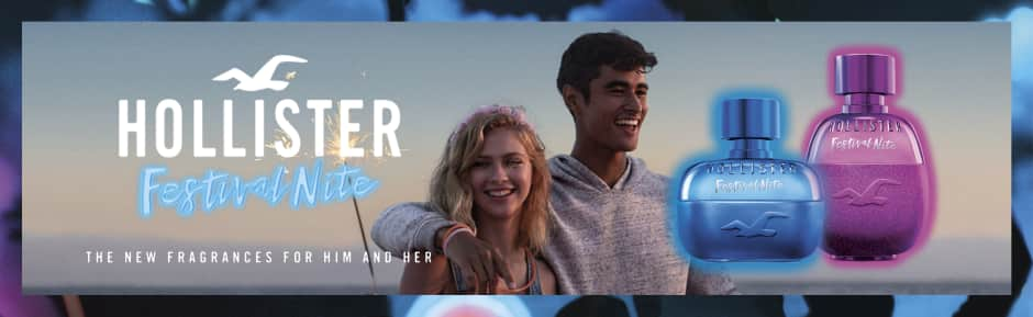 Banner Hollister - Home