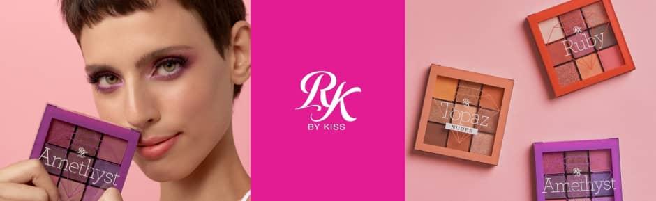 RK by Kiss: Maquiagem para Olhos