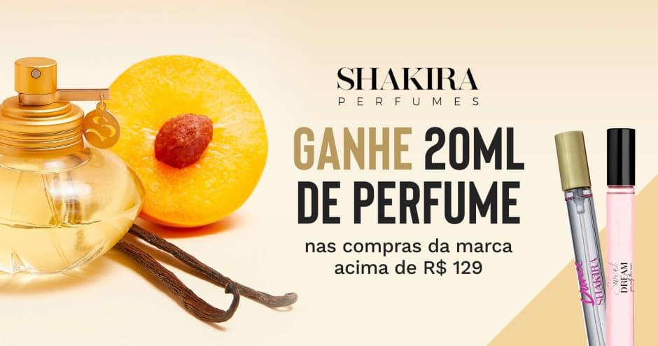 perfumes 2020_06_01 Shakira