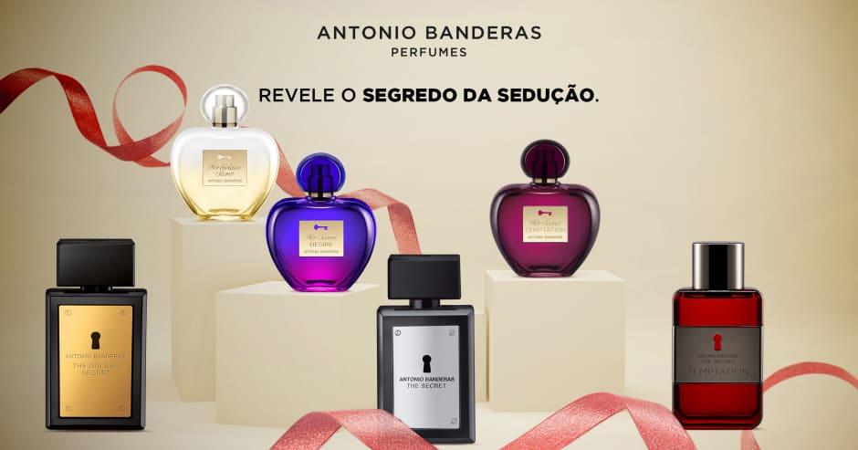 Banner Antonio Bandeiras - Home