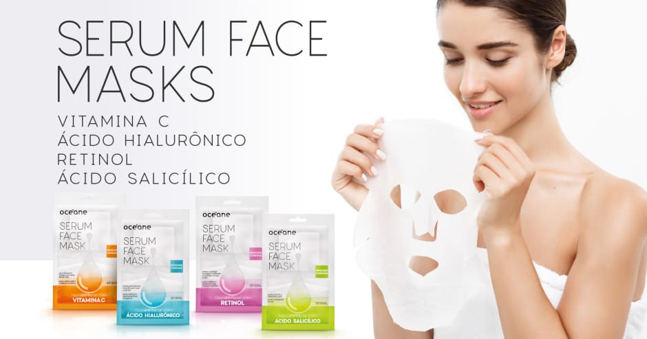 Banner Categoria - Serum face Mask