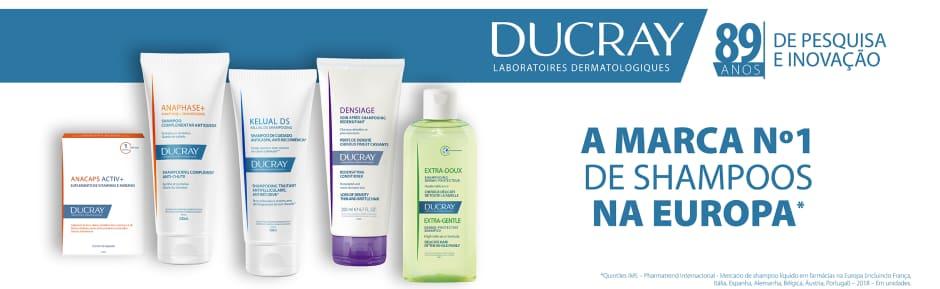 Ducray Banner - Home