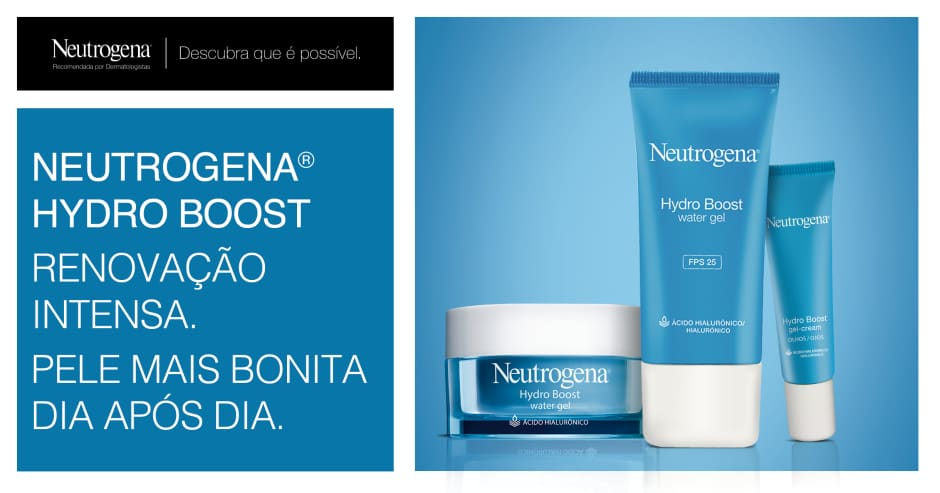 Neutrogena Hydro Boost - Home