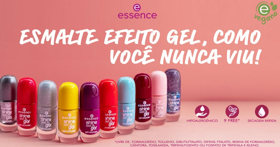 Essence Esmaltes - Home