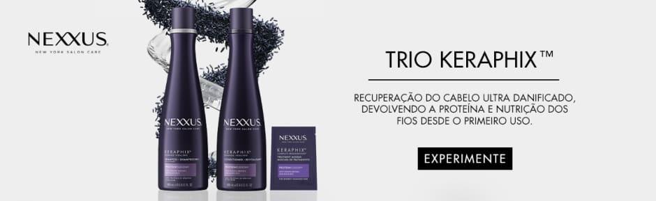 Experimente Nexxus Keraphix