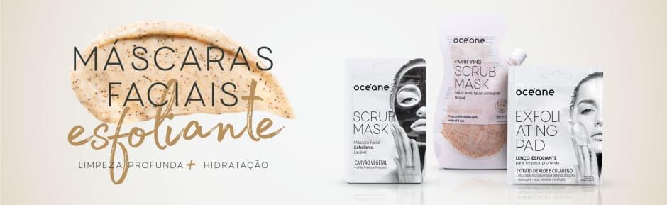 Banner Categoria - Máscara Facial Esfoliante