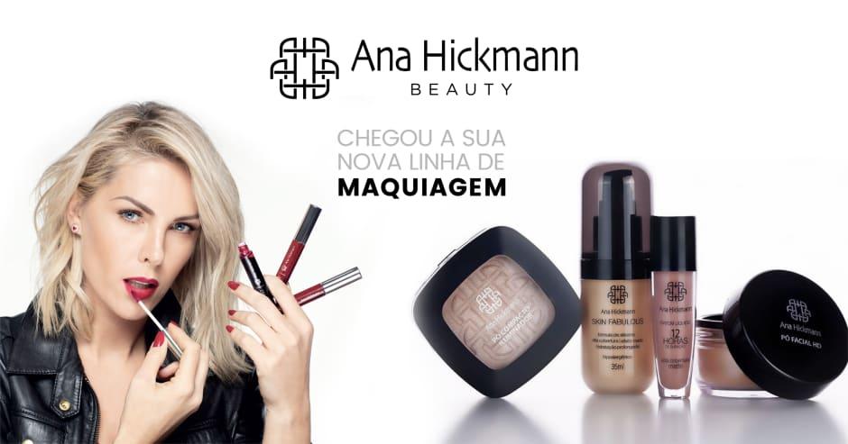 Ana Hickmann - Home