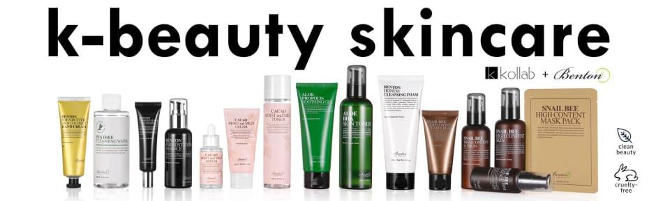 Benton Skincare - Home