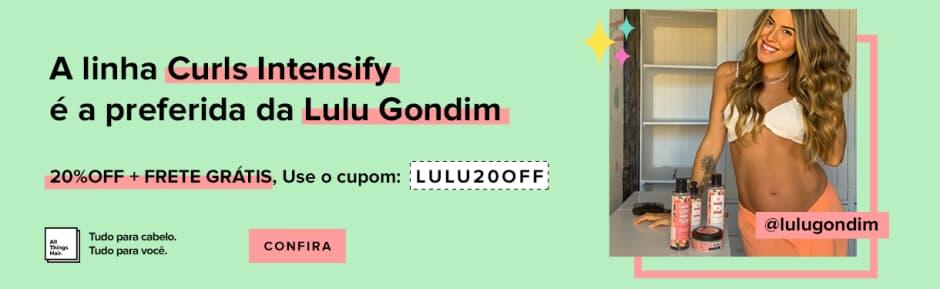 Banner Lulu - Mais amados das influencers