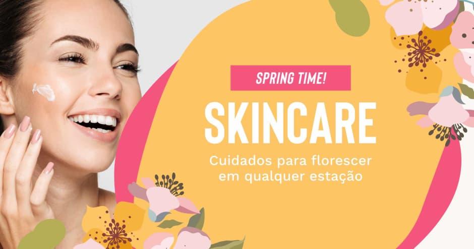 2020_09_24 spring time florescer skincare