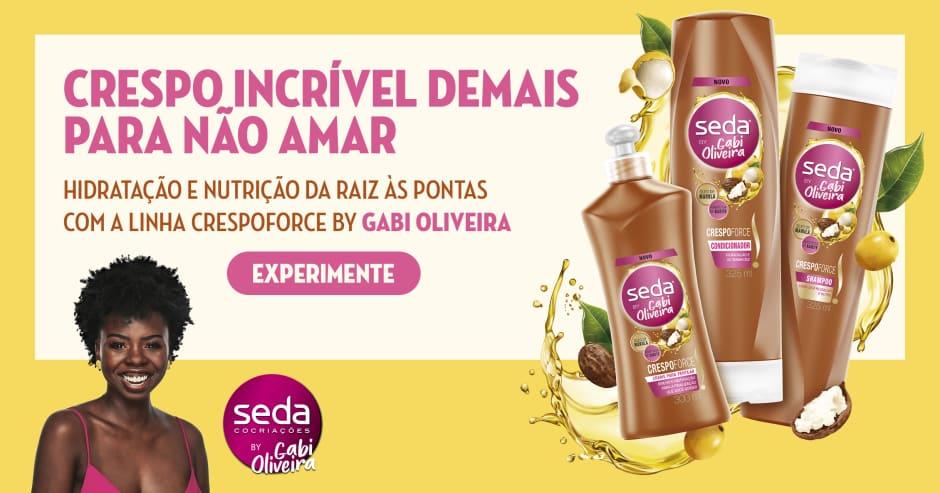 Gabi Oliveira - Seda Cocriações