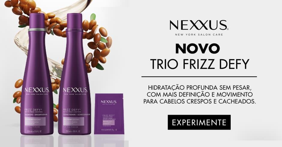 Experimente Nexxus Frizz Defy