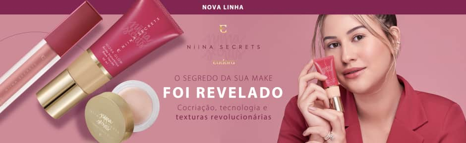 Niina Secrets - Home