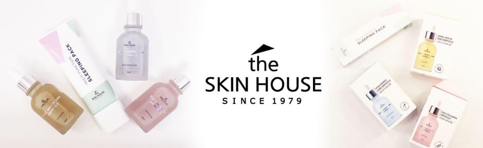 The Skin House - Home