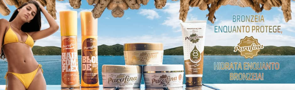 Parafina Bronze - Home