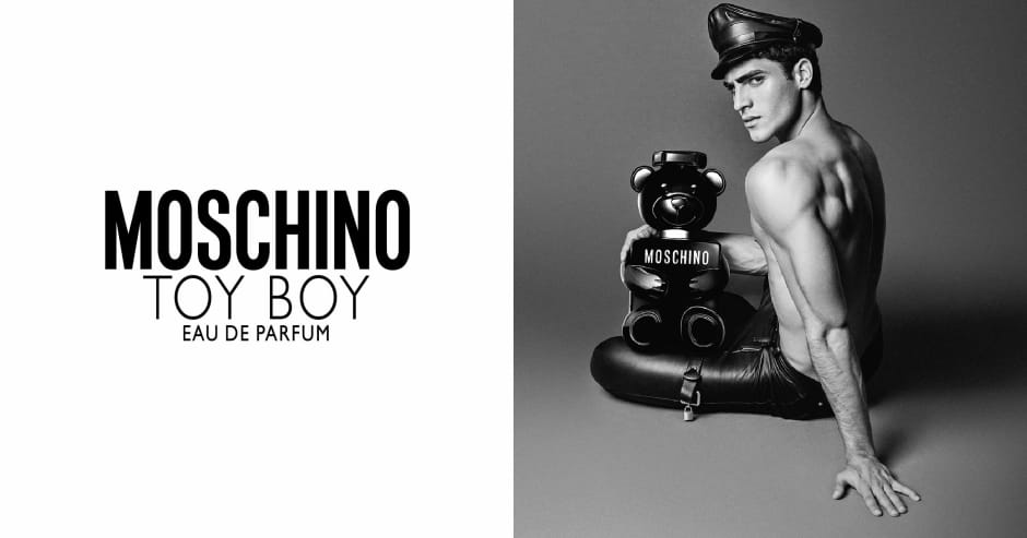 Toy Boy - Moschino