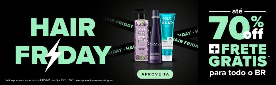 HOME Hair Friday