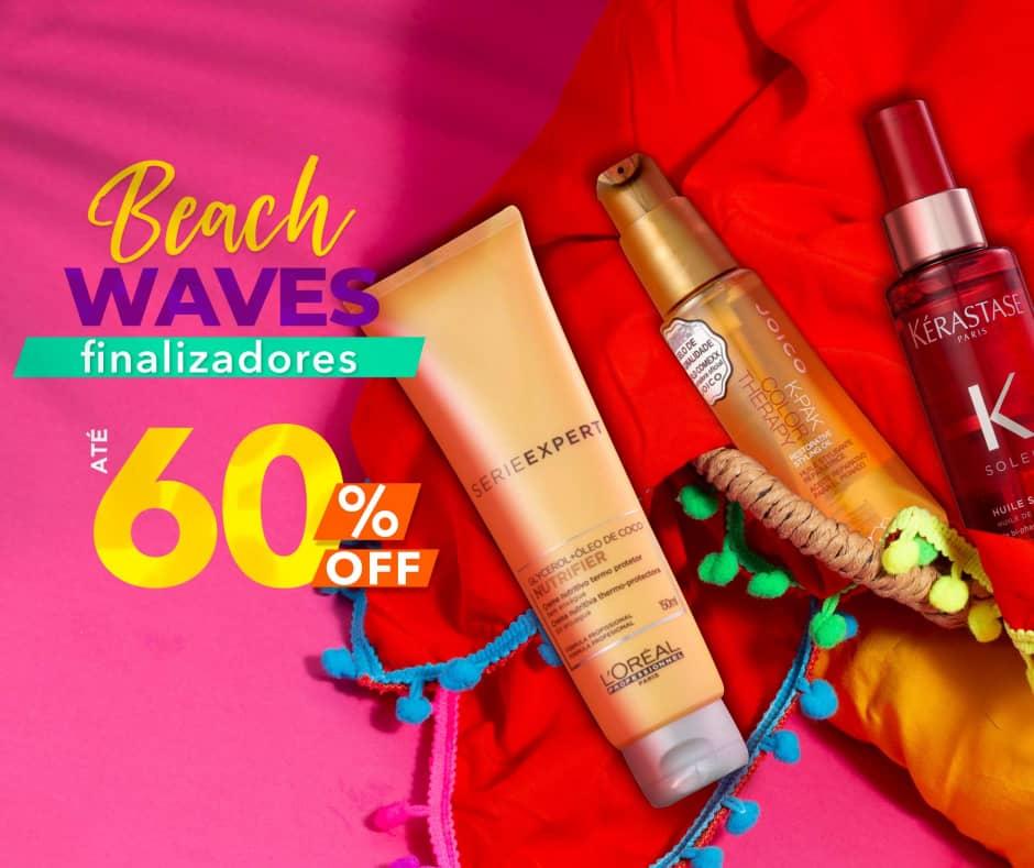 Home: Cabelos: Summer Sale Beach Waves Finalizadores até 60% off [2] bannerfita