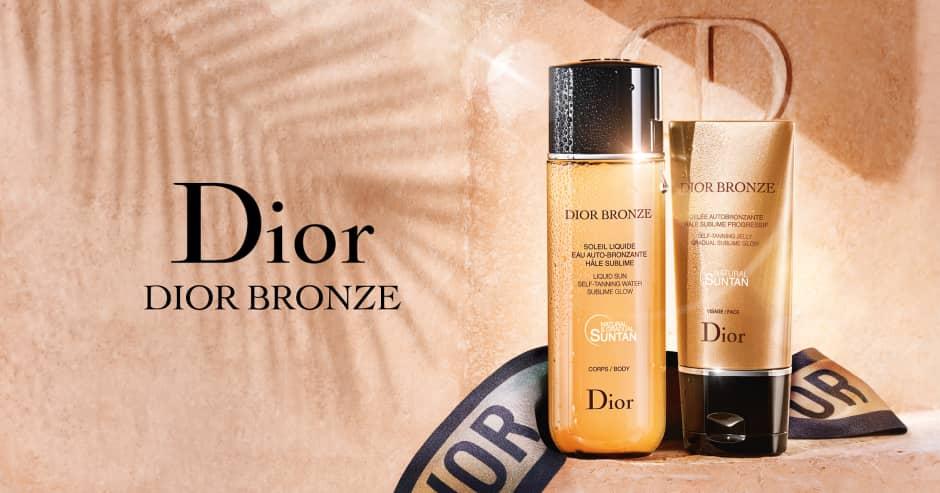 Protetor Solar e Bronzeador Dior