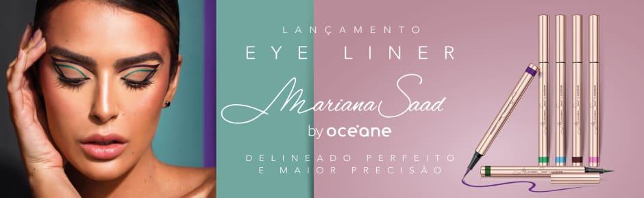 Lançamento Delineadores Mariana Saad