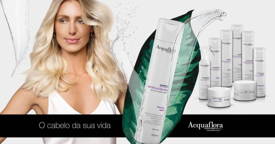 Acquaflora - Antioxidante