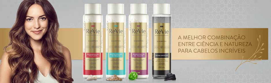 Revie - Shampoo