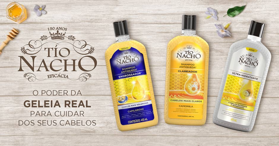 Tio Nacho - Shampoo