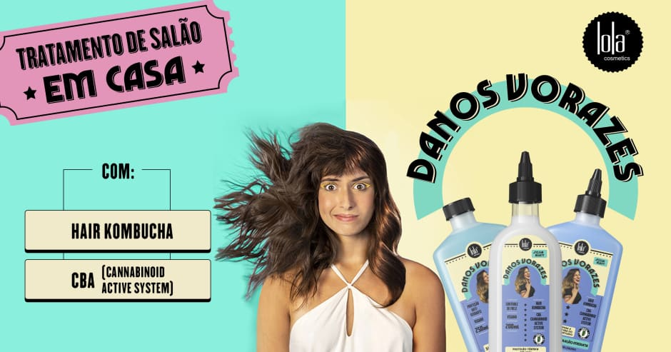 Lola Cosmetics - Danos Vorazes