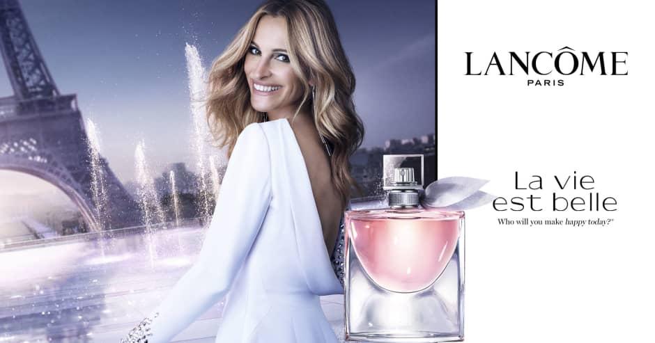 Lancome La Vie Est Belle - Banner
