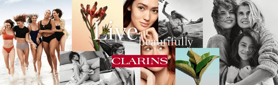Clarins - Home