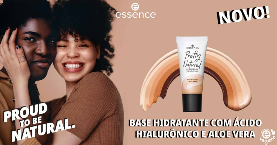 Banner - Essence Pretty Natural