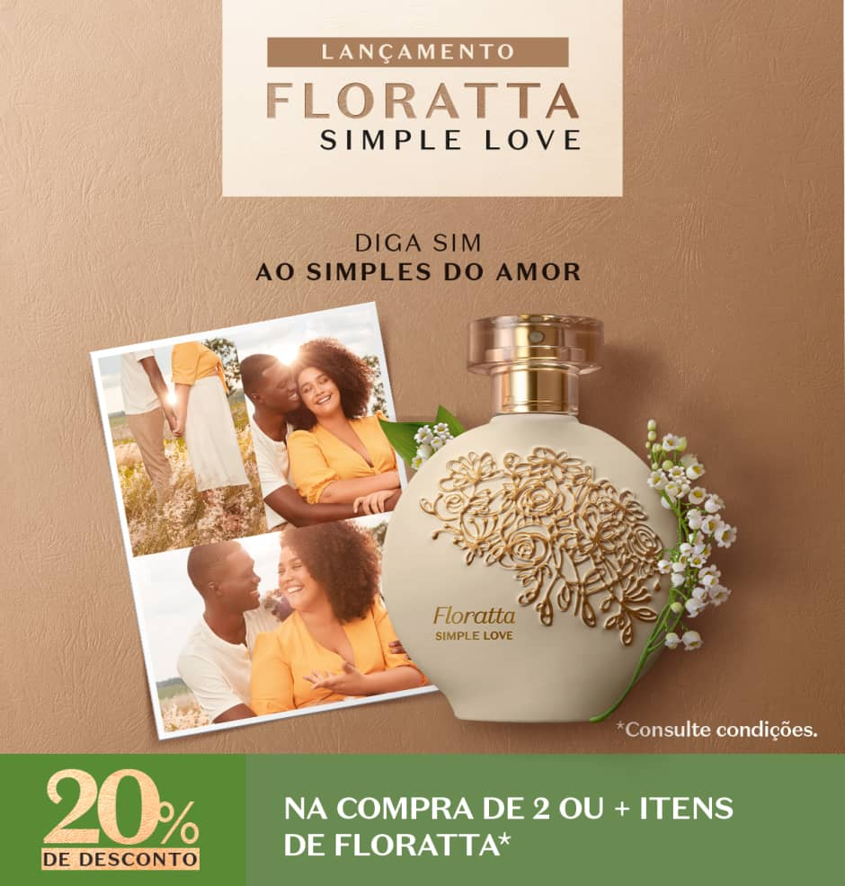C05/21: HOME - BILLBOARD FLORATTA SIMPLE LOVE PROMO PERF