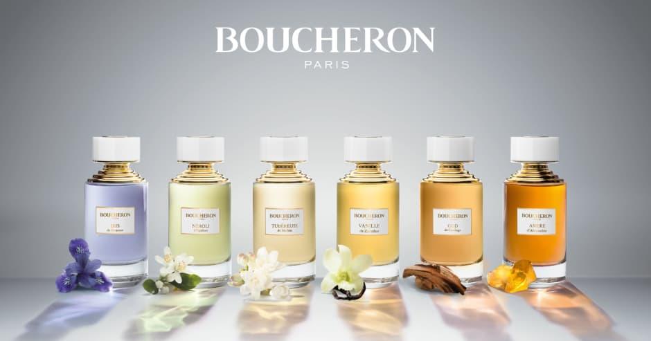 Boucheron - La Collection