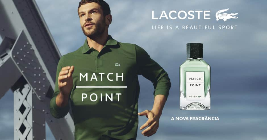 Banner - Lacoste Match Point