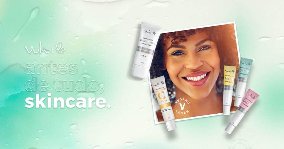 banner departamento cuidados para pele
