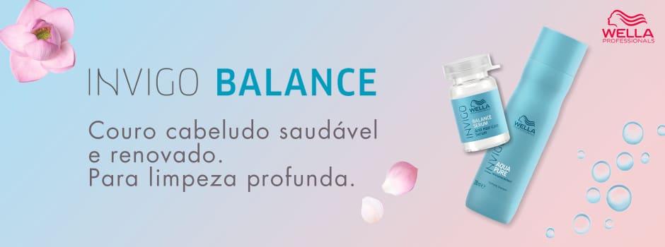 WELLA: Internal - Invigo Balance