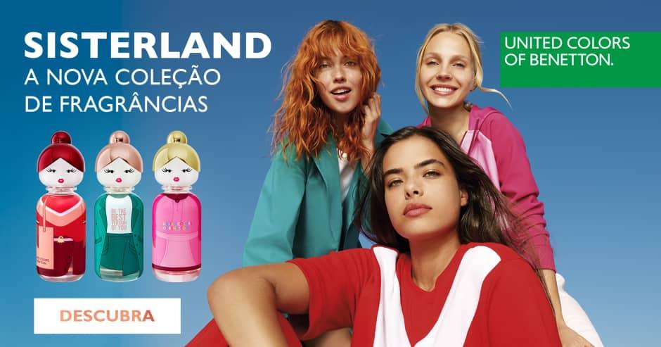 Banner - Benetton Sisterland