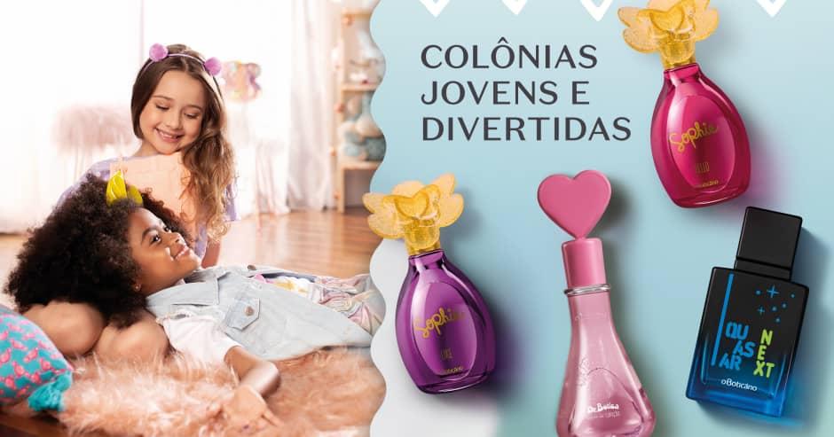 C11/21: LP INFANTIL - Billboard Perfumarias