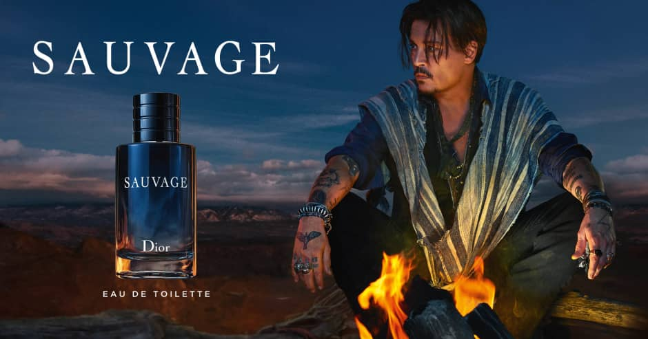 Banner Dior Sauvage