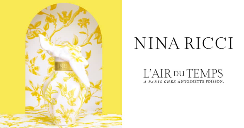 Banner - Nina Ricci L'Air du Temps