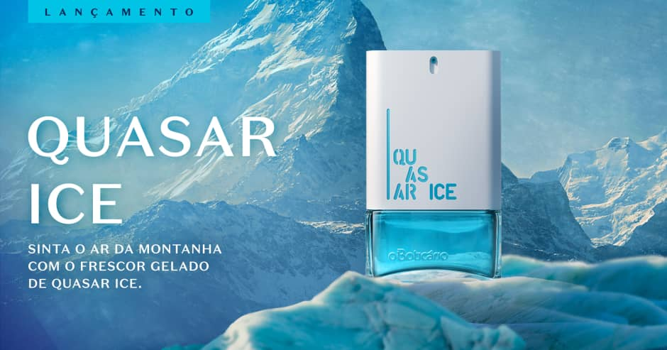 C09/21: LP QUASAR - Billboard Quasar Ice