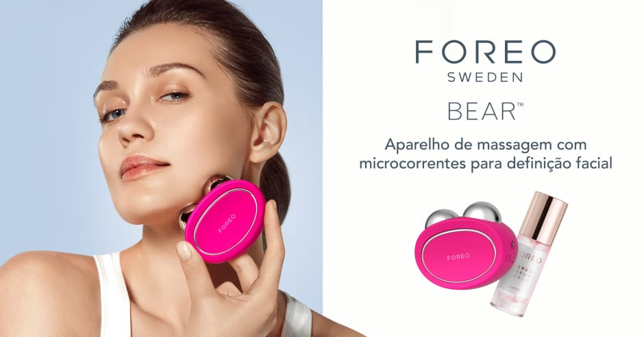 Banner Home Foreo